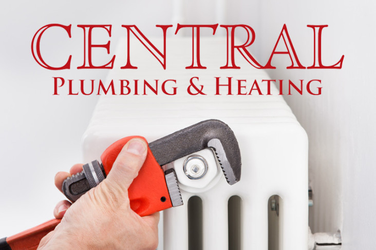 Recent Web Design - Central Plumbing & Heating
