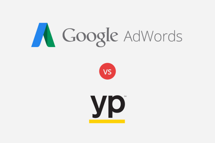 AdWords vs. Yellow Pages